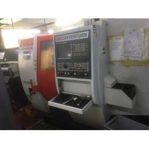 EMCO HYPERTURN CNC OTOMAT